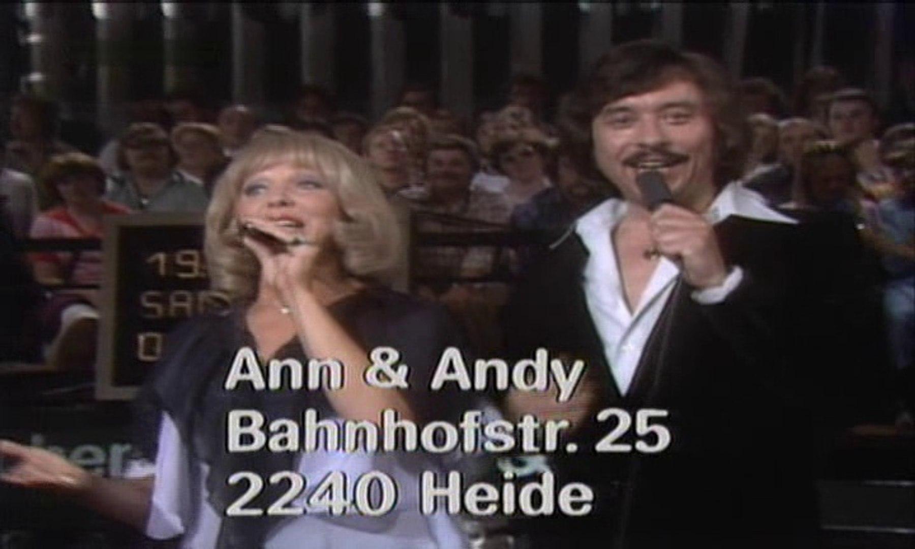 Ann & Andy - Ein Zigeuner und ein blondes Mädchen 1977