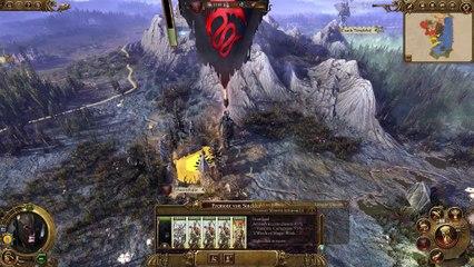 Total War : Warhammer - Campagne Comte Vampire de Total War : Warhammer