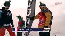 Run Xavier De Le Rue 3rd place - Swatch Xtreme Verbier 2016