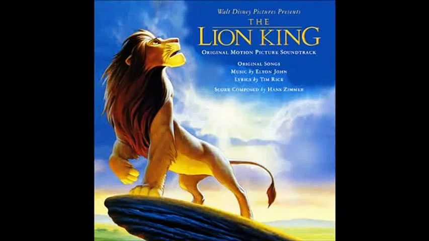 """Be Prepared- """"The Lion King"""" (Instrumental)"""