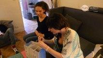 Marion et Anne-So : Opération bahut avec Cannelle ! - Marion et Anne-So