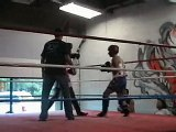 Thaiboxing fight part 2