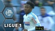 But Michy BATSHUAYI (77ème) / SC Bastia - Olympique de Marseille - (2-1) - (SCB-OM) / 2015-16
