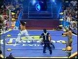 AAA-SinLimite 2009-03-15 Rey de Reys 02 Rey de Reyes Semi Final - Silver King vs. Joe L?der vs. Elegido vs. Alan Stone