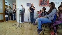 Bosnië en Herzegovina: Dajana en Alija op de muziekschool