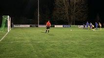 Best Penalty Ever FC Baar FC Sempach Joonas Jokinen Somersault Penalty  Funny  Football Penalty