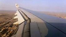 Etihad Airways - EY48, Airbus A330-200, A6-EYI Landing at Abu Dhabi International Airport