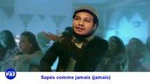"""""""SAPÉS COMME JAMAIS"""" CHANTÉ PAR L'ŒIL DU PAF !"""