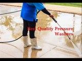 Quality Pressure Washer - GreenWorks GW1950 1,950 PSI 1.2 GPM  Electric Pressure washer