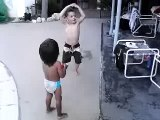 0812071903.MOV 0812071901.MOV Christopher Dancing with Cade
