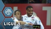 But Alexandre LACAZETTE (84ème) / FC Lorient - Olympique Lyonnais - (1-3) - (FCL-OL) / 2015-16