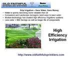 Lawn Sprinkler Repair Michigan: How to Install a Sprinkler