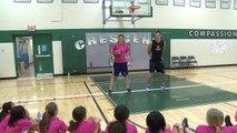 Elite Basketball Camps - Summer 2013  - Girls Camp