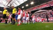 Pays-Bas - L'Ajax fait honneur à Cruyff