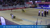 Finale tir de précision G18, France Tirs, Sport Boules, Dardilly 2016