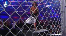 Wrestlemania 32 Shane Mcmahon sleeper hold and the Undertaker hit on the table