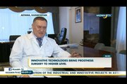 Innovative technologies bring prosthesis surgery to higher level - Kazakh TV