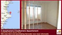 2 slaapkamers 2 badkamers Appartement te Koop in Las Marinas, Denia, Alicante, Spain