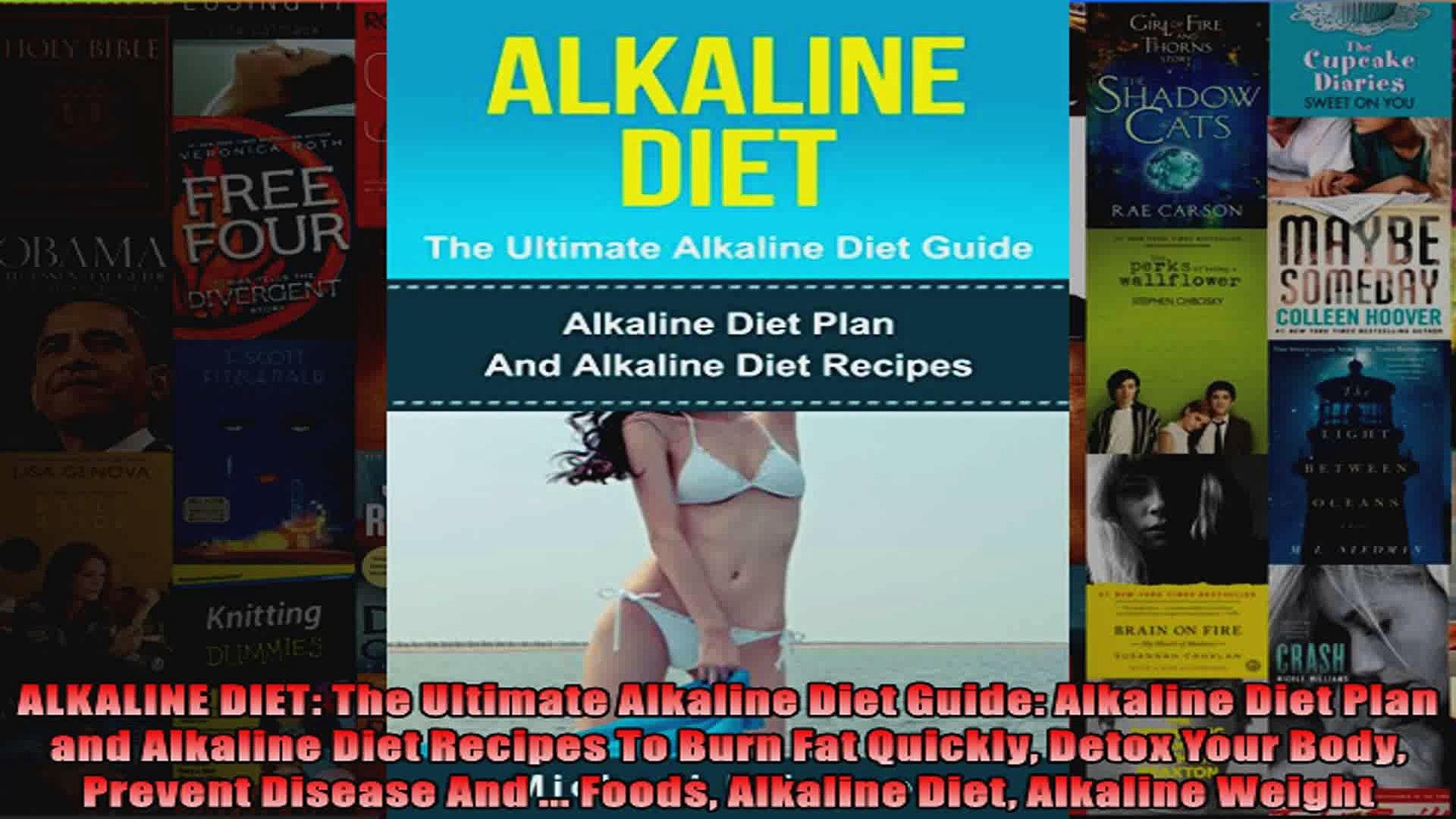 Read  ALKALINE DIET The Ultimate Alkaline Diet Guide Alkaline Diet Plan and Alkaline Diet  Full EBoo