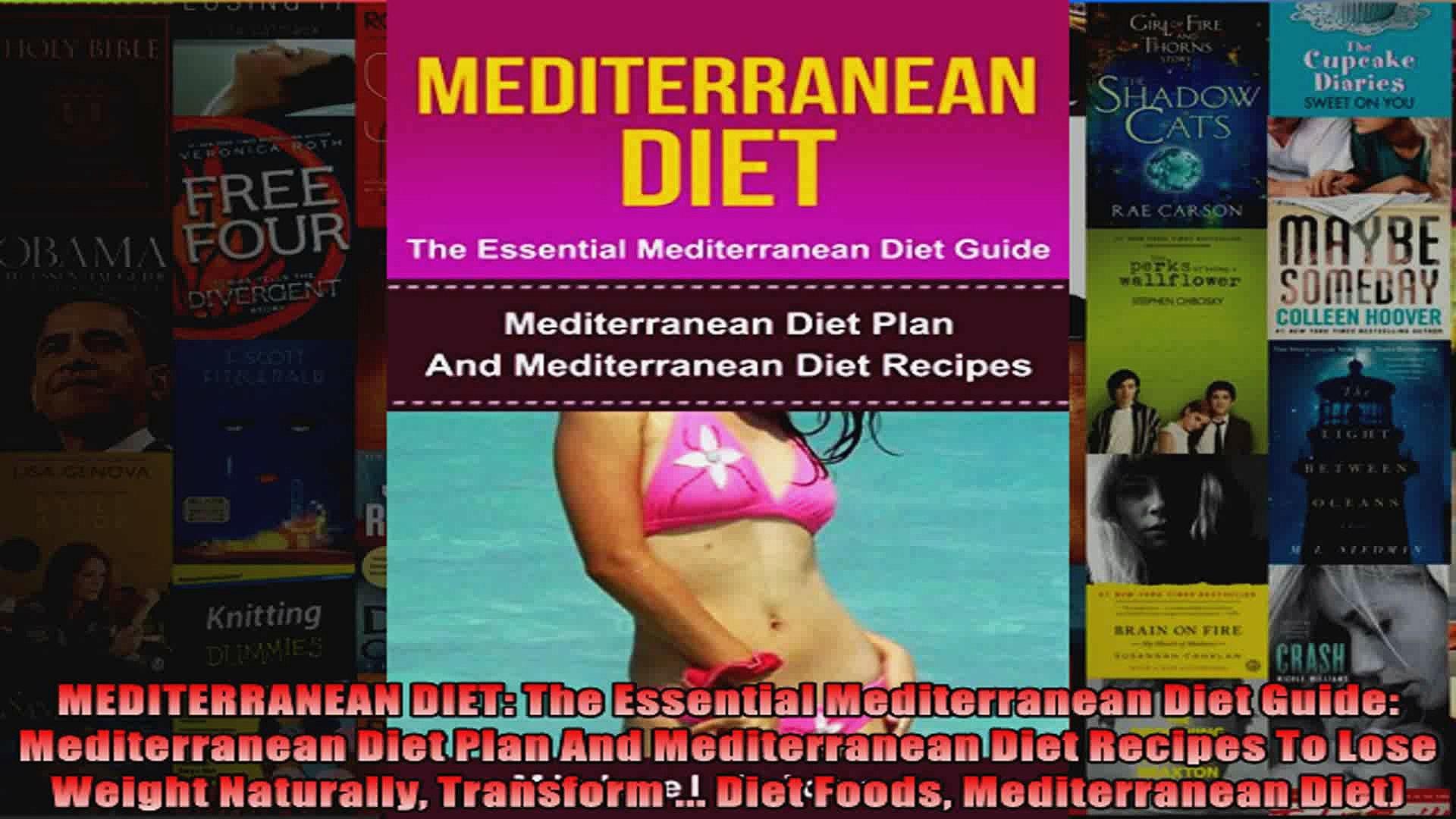 Read  MEDITERRANEAN DIET The Essential Mediterranean Diet Guide Mediterranean Diet Plan And  Full EB