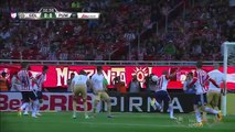 Chivas 4 - 0 Pumas - Chivas lució impecable ante Pumas