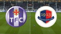 Toulouse FC - SMCaen : Le résumé
