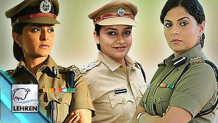 Malayalam Actress In Police Uniform | Asha Sharath | Manju Warrier
