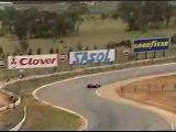 Tom Pryce - Fatale crash (caméra 2)