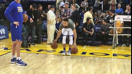 La routine d'entraînement complète de Stephen Curry
