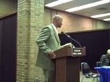 1ST. ANNUAL BERT JENNINGS MAYORAL DEBATE & POLITICAL DISCUSSION  8/27/2009