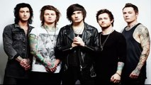 "Asking Alexandria - The Black ""Karaoke Lyrics"""
