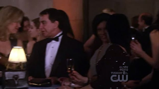 Gossip Girl 3x20 | It's A Dad Dad Dad World | Blair Bumps into Columbia Girls @ Party