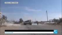 Syrie : l'armée d'Assad annonce la reprise d'une ville stratégique près de Damas