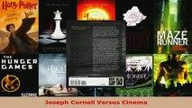 PDF  Joseph Cornell Versus Cinema Free Books