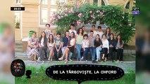 """Trei elevi români, din aceeași clasă, au fost admiși la Oxford. Colegiul Naţional """"Ienachiţă Văcărescu"""" este cel mai vechi liceu din Târgovişte, cea mai strălucită şcoală din oraş, cei mai deştepţi copii."""