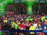 Courir en famille le marathon de Paris reportage du 03/03/2016 - vidéo Dailymotion