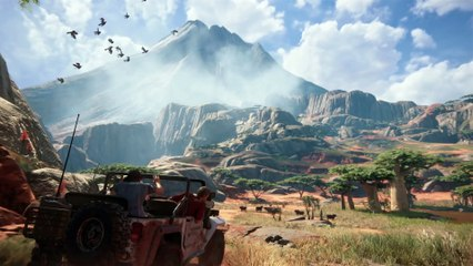 UNCHARTED 4 A Thiefs End - Story Trailer