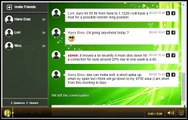 Chat for stock traders website - group chat room with live video and upload files features