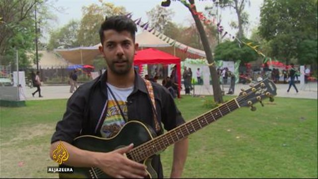 Pakistan music festival follows Lahore tragedy