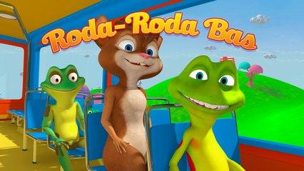 """Roda Roda Bas"" - Nursery Rhymes"