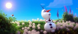 """Frozen """"In Summer"""" OLAF SONG"""
