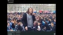 #NuitDebout : voici un extrait du direct vidéo qui a réuni 80.000 spectateurs