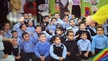 Život dětí v Palestině přibližuje výstava Děti za zdí
