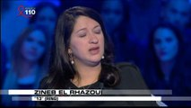 Zineb El Rhazoui tacle les dirigeants de Charlie Hebdo dans Salut les Terriens
