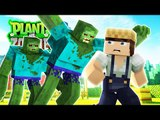 Plants vs Zombies - MUTANT ZOMBIES! (Minecraft Roleplay) #4