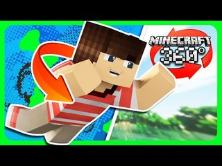Minecraft in 360° (Interactive Roleplay)
