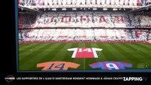 Johan Cruyff décédé : L'hommage très émouvant des supporters de l'Ajax d'Amsterdam (Vidéo)