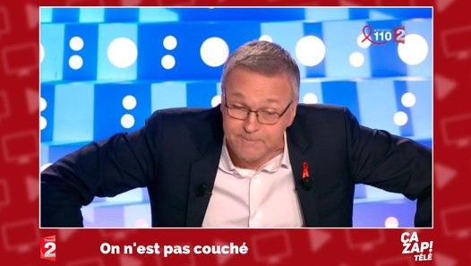 Laurent ruquier s 39 accroche avec patrick s bastien dans on - Laurent ruquier on n est pas couche ...
