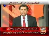 What Danial Aziz used to say about Sharif brothers during Musharraf tenure  - Arshad Sharif plays video