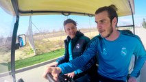 Adidasov izazov na treningu Real Madrida